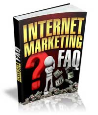 Internet Marketing FAQs Cover